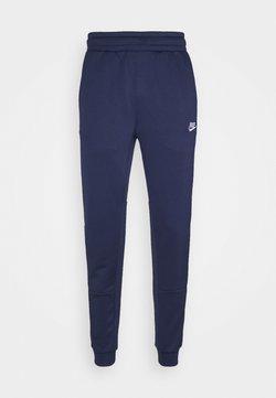 Nike Sportswear - TRIBUTE - Jogginghose - midnight navy/white