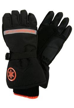 Superdry - Fingerhandschuh - black/hyper orange