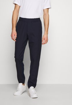 PS Paul Smith - MENS DRAWCORD TROUSER - Chinot - navy