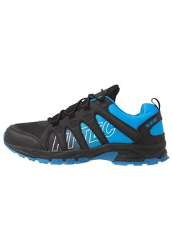 Hi-Tec - WARRIOR - Hikingschuh - black/blue
