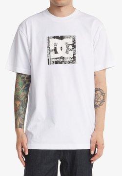 DC Shoes - T-shirt print - white