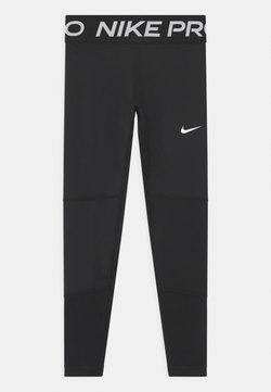 Nike Performance - Tights - black/white