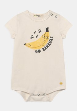 The Bonnie Mob - PASADENA SHORT SLEEVE UNISEX - Body - banana