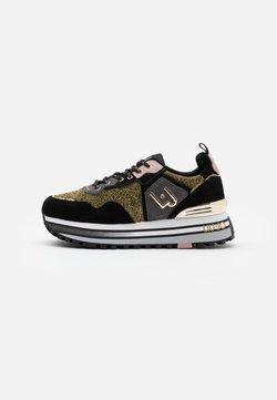 Liu Jo Jeans - MAXI  - Sneakers laag - black