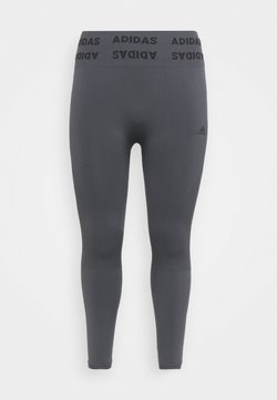 adidas Performance - Tights - anthracite
