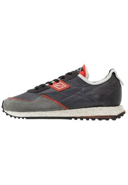 Replay - DRUM ROAD - Sneaker low - grey/dark orange