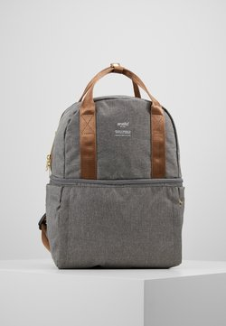 anello - CHUBBY BACKPACK - Reppu - grey