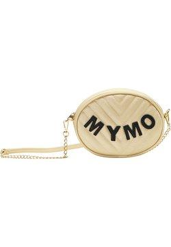 myMo at night - Sac bandoulière - gold