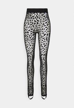 Just Cavalli - PANTS - Leggings - Hosen - black variant