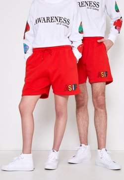 AS IF Clothing - COZY UNISEX - Jogginghose - red