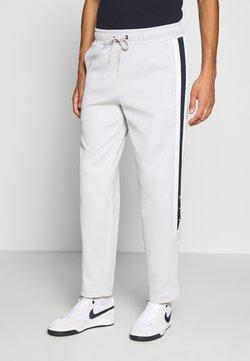 G-Star - SIDE STRIPE PANT - Jogginghose - cool grey
