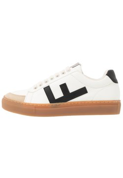 Flamingos' Life - CLASSIC 70'S - Sneakers laag - white/black/caramel