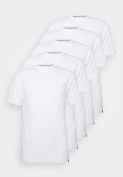 Newport Bay Sailing Club - TEE 5 PACK - Basic T-shirt - white