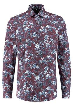 OLYMP - Hemd - bordeaux
