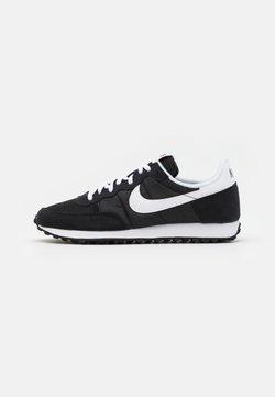 Nike Sportswear - CHALLENGER OG UNISEX - Matalavartiset tennarit - black/white