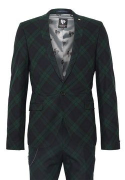 Twisted Tailor - CONNAUGHT - Anzug - green