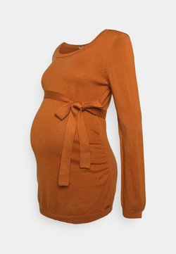 Esprit Maternity - Jersey de punto - toffee brown