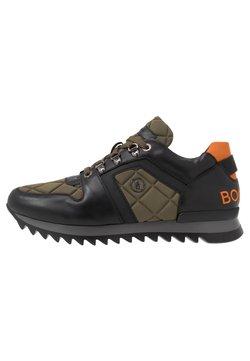 Bogner - SEATTLE - Sneaker low - black/olive