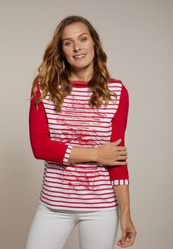 hajo Polo & Sportswear - Langarmshirt - rot