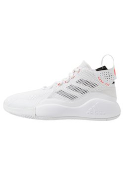 adidas Performance - ROSE 773 2020 - Basketball shoes - footwear white/solar red/core black