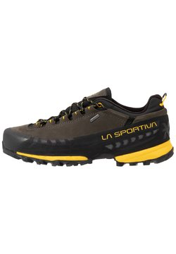 La Sportiva - TX5 LOW GTX - Hikingschuh - carbon/yellow
