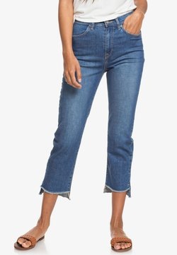 Roxy - SWEETY OCEAN  - Straight leg jeans - medium blue