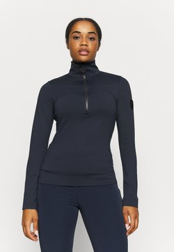 Toni Sailer - WIEKA - Fleecepullover - midnight