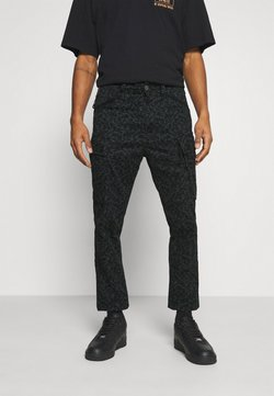 G-Star - ROXIC STRAIGHT TAPERED PANT - Reisitaskuhousut - forest