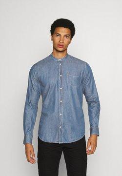 BY GARMENT MAKERS - RICHARD MANDARIN - Overhemd - blue