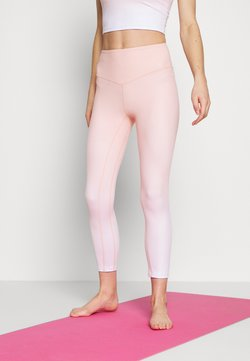 L'urv - HIDDEN VALLEY LEGGING - Medias - apricot