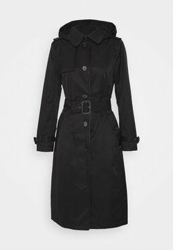 Lauren Ralph Lauren Petite - Trenchcoat - black