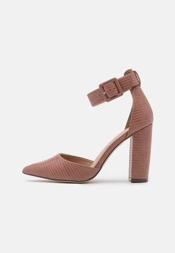 Call it Spring - JONIEB - Pumps - dark beige