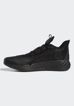 adidas Performance - TERREX FREE HIKER PRIMEBLUE BOOST - Obuwie hikingowe - core black