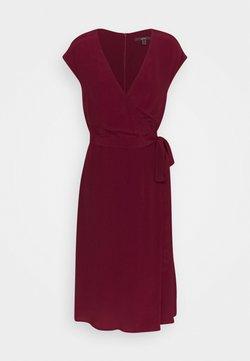 Esprit Collection - DRESS - Kjole - bordeaux red