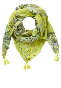 Betty Barclay - Sjaal - green/yellow