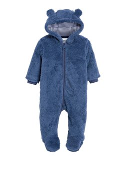 Next - FLEECE BEAR  - Pyjama - blue