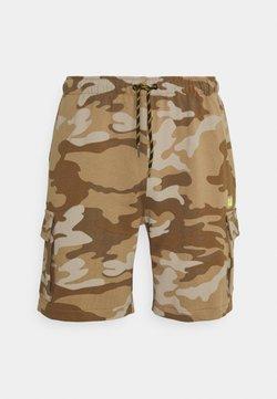 Caterpillar - Shorts - camouflage