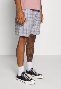 Brave Soul - JENSONCHECK - Shorts - black/white