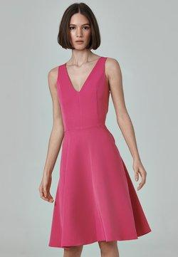 FELIPE ALBERNAZ - MONICA - Vestido informal - fuchsia