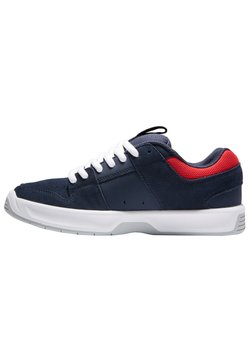 DC Shoes - Skateschoenen - dc navy/ath red