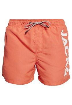 Jack & Jones - JJIARUBA - Bañador - hot coral