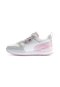 Puma - Sneaker low - rosewater/gray /white