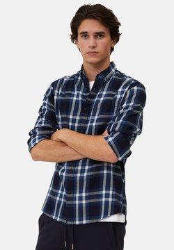 Lexington - Camisa - blue multi check