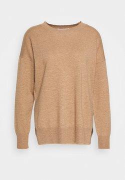 pure cashmere - Pullover - dark beige