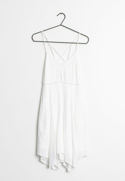 Abercrombie & Fitch - Cocktailkleid/festliches Kleid - white