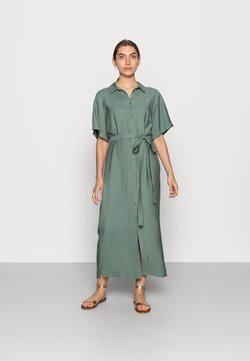 Another-Label - SANGO DRESS - Maxikleid - laurel green
