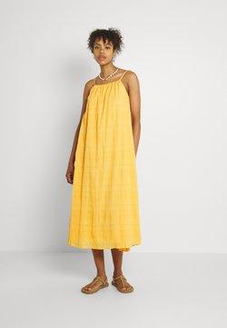 EDITED - EMELIA DRESS - Maxikleid - marigold orange
