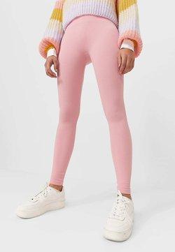 Stradivarius - NAHTLOSE - Leggings - Hosen - neon pink
