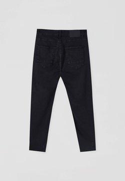 PULL&BEAR - Jeans Skinny Fit - dark grey