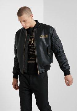 Versace Jeans Couture - GIUBBETTI UOMO - Giubbotto Bomber - nero
